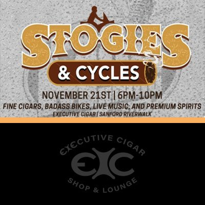 2nd Annual Stogies & Cycles