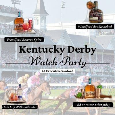 Kentucky Derby Watch Party – Executive Cigar Shop & Lounge, Sanford
